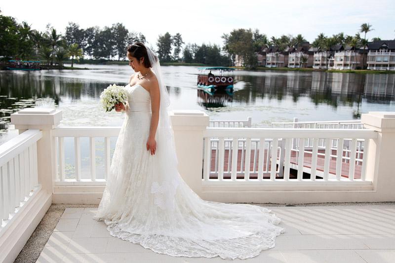 Phuket wedding beach