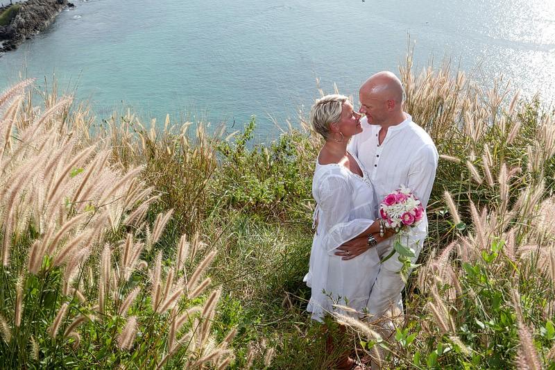 Wedding in Phuket