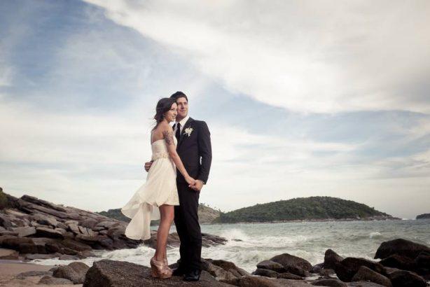 beach ceremony phuket