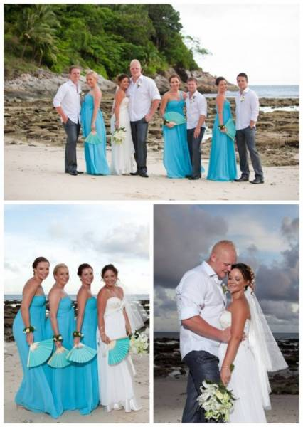 Merlin Beach Resort Wedding