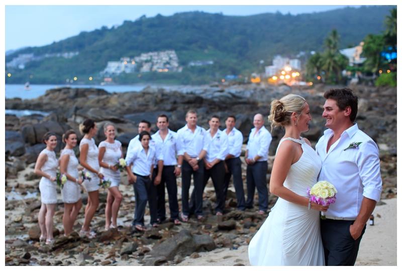 Romantic Phuket weddings