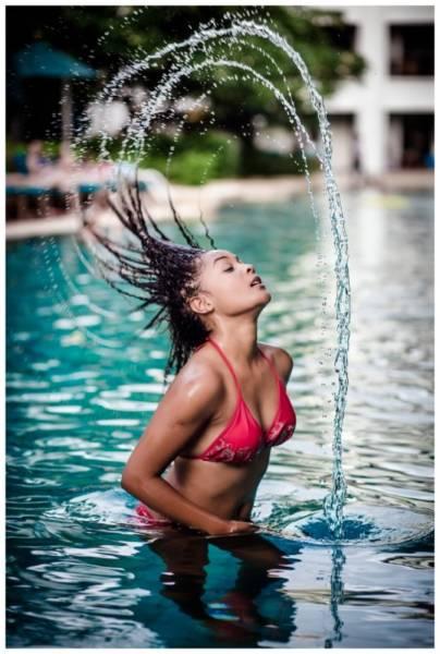 Model Phuket photography