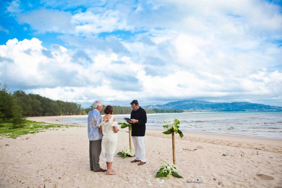 Sweetest Beach Wedding In Et