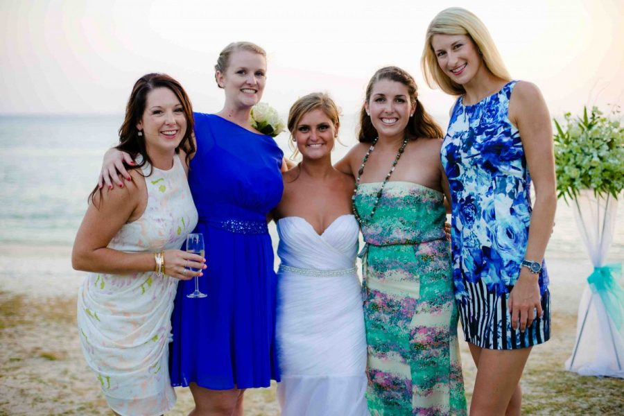 What to wear to a beach wedding in Thailand - Gina Smith Photography
