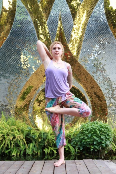 Phuket yoga photography