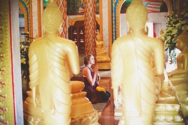 Phuket prayer