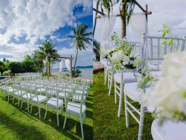 Island wedding Phuket