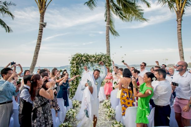 twin palms wedding Phuket