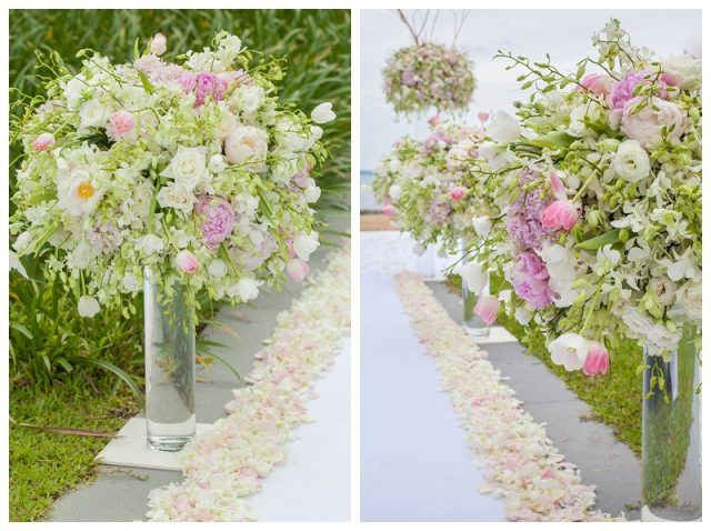 Phuket florist wedding flowers