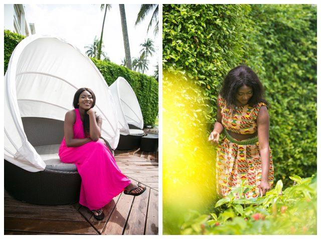 Fashion photography Phuket
