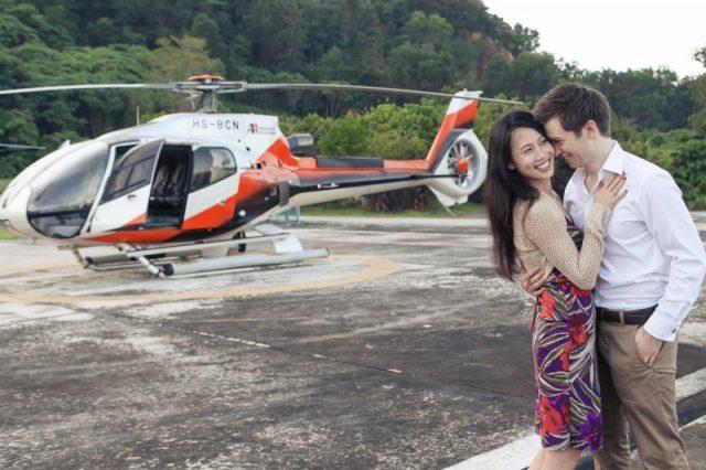 Phuket she said yes