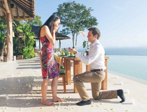 Imagine this proposal in Phuket!