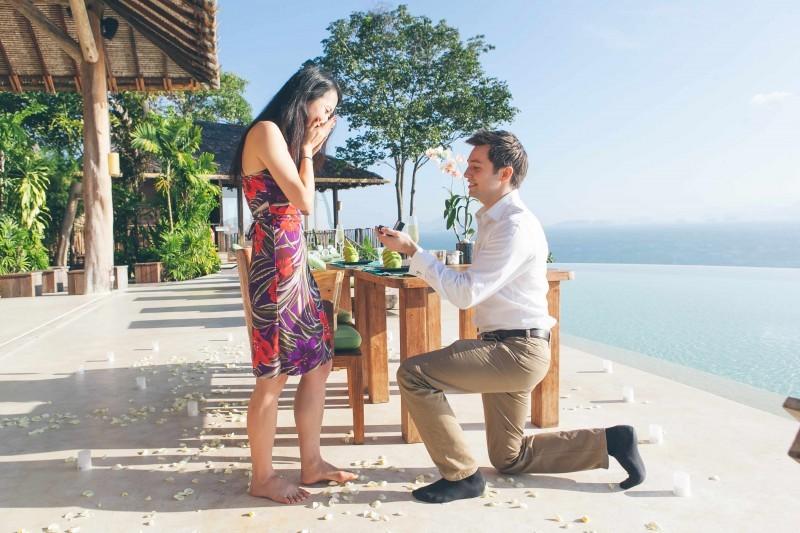 Phuket romantic ideas