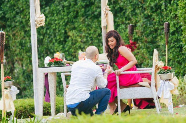 Thailand wedding proposal