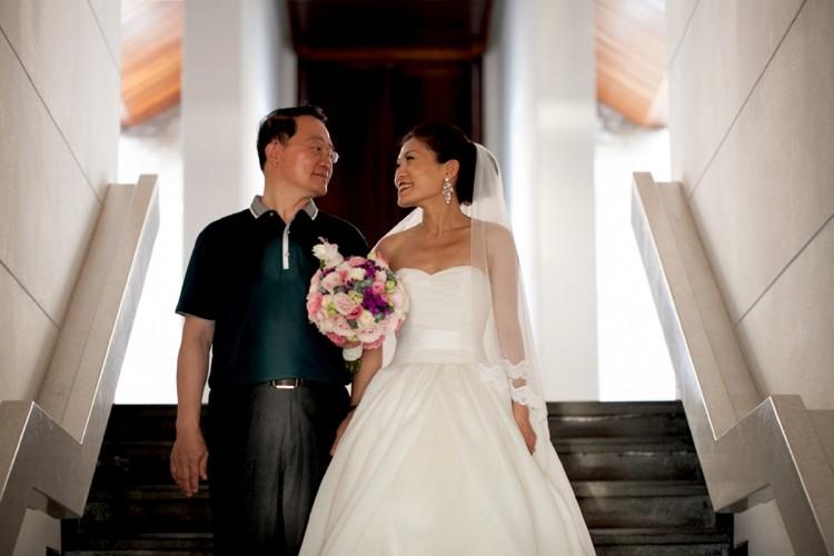 Paresa ceremony wedding Phuket