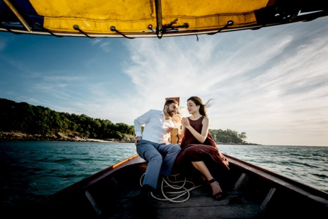 Phuket island proposal