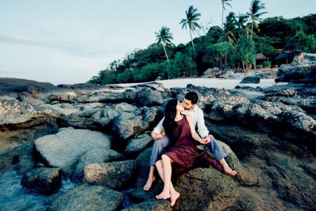 propose in Phuket