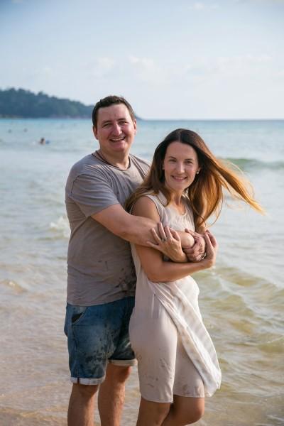 Phuket photographer couple