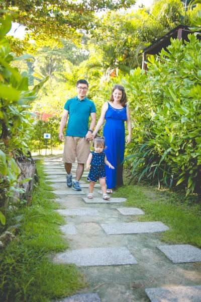 Phuket family photo shoot