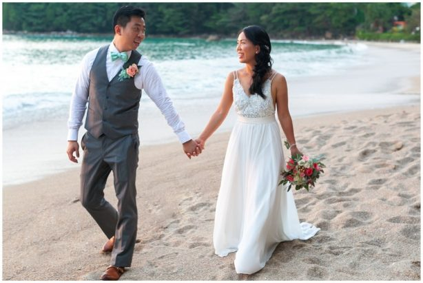 wedding Phuket villa