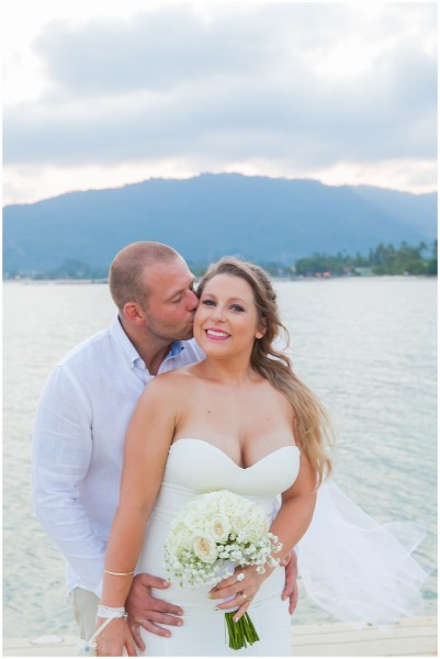 Koh Samui wedding ceremony