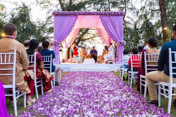 Phuket Indian wedding