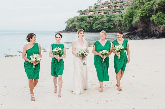 Cape Panwa wedding