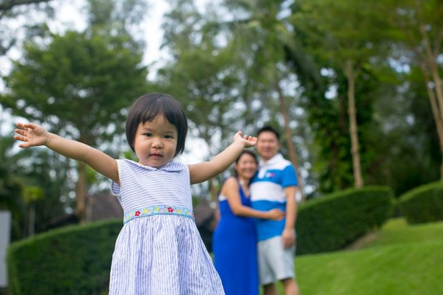 Phuket family shoot