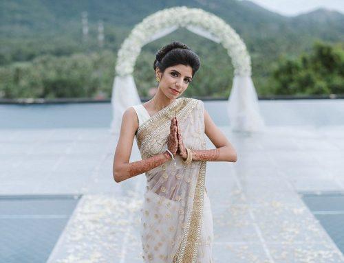 Azeel & Farrah's Samui Indian Wedding Ceremony: Day Three