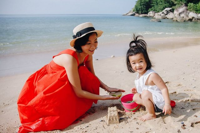 family photos Phuket