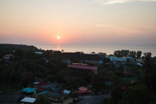 Phuket sunset photography