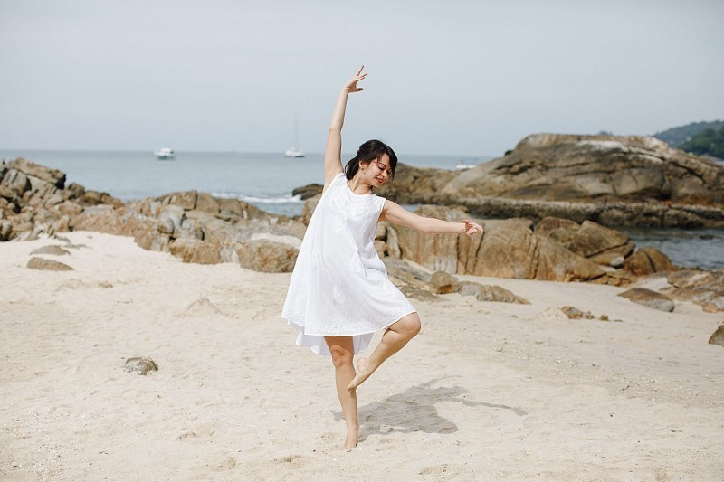 engagement photography ballet