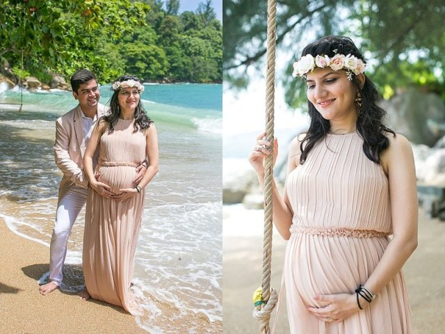 Phuket pregnancy photographer