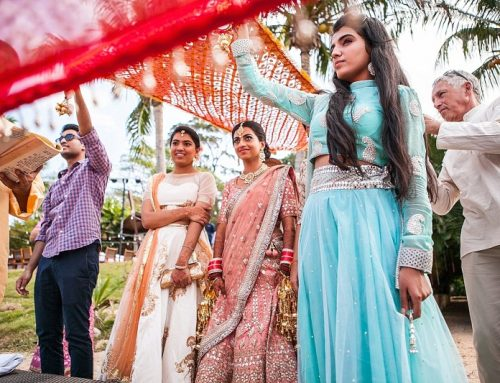 Indian Wedding at The Village, Coconut Island