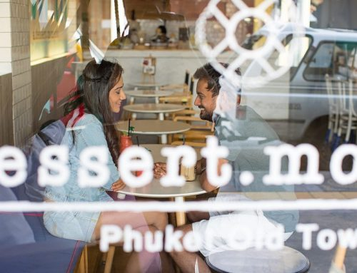 Rikin & Riddhi in Phuket