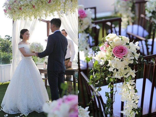 Ayara Kamala Resort Spa Wedding