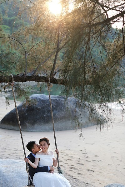Phuket wedding ceremony