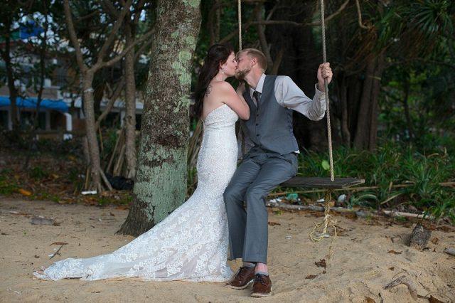 Phuket couple shoot
