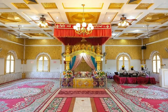 Thailand Sikh temple