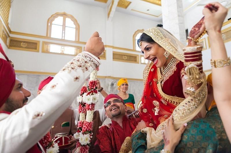 Gurdwara Siri Guru Singh Sabha Phuket Wedding
