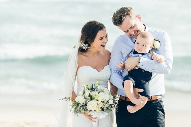 Danni and Chris had a dream wedding at Marriott Merlin Beach Resort with their loved ones including their adorable little son.The resort is so popular as a wedding venue with…