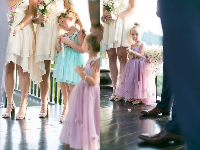 Phuket villa wedding