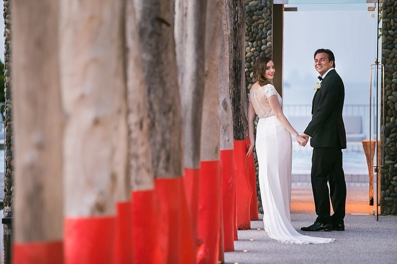 Como by Yamu Wedding for Mandy & Damien
