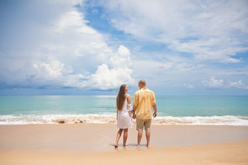 phuket couple shoot