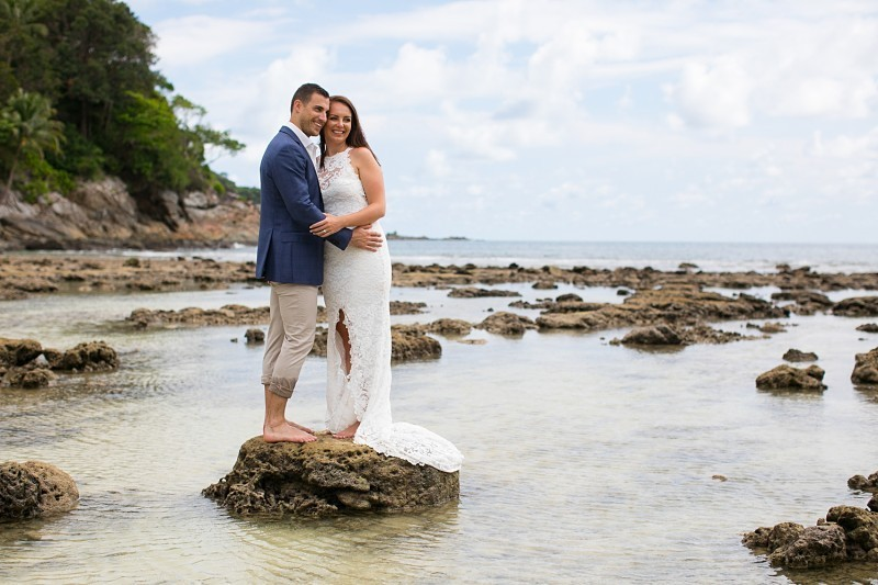 Marriott Merlin Beach wedding for Leisa and Ardyn