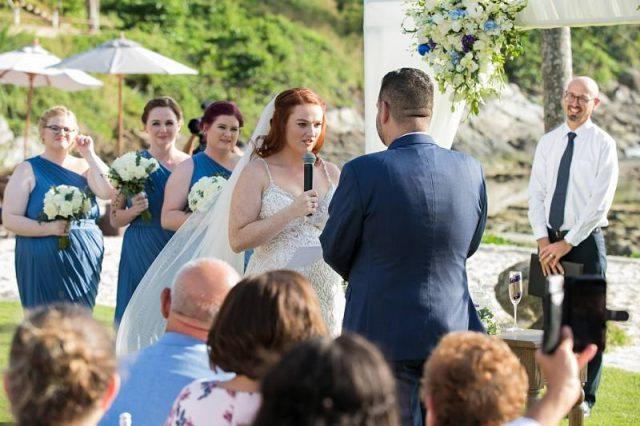 dream Marriott wedding
