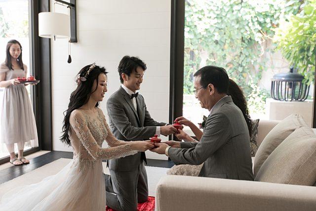 Chinese bride Phuket