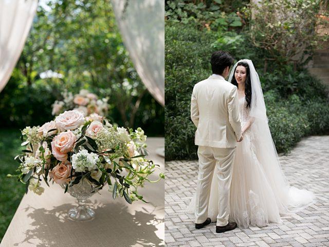 Rosewood wedding