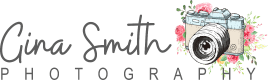 Gina Smith Photography Logo