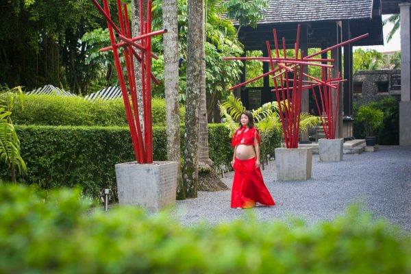 Pregnancy Photography in Phuket